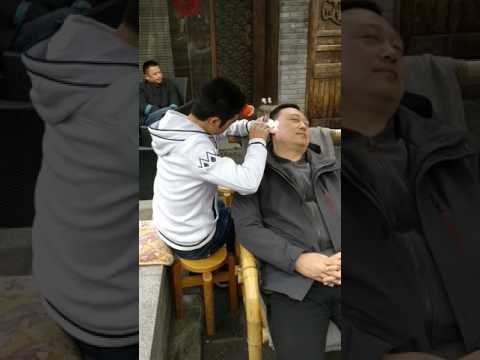 Chinese ear clearing - Jinli street - Chengdu ear clearing relaxation and stress relief - 耳朵清洁