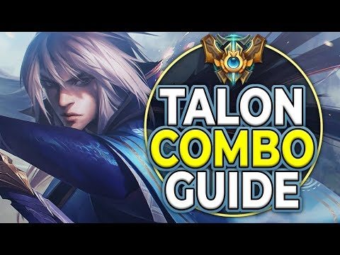 Every Talon Combo And Mechanic You Need To Hit Challenger