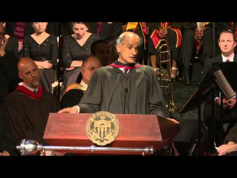 Pico Iyer USC Baccalaureate Speech | USC Baccalaureate Ceremony 2015