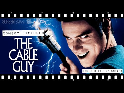 The Art of THE CABLE GUY: Cinema's Misunderstood Satire