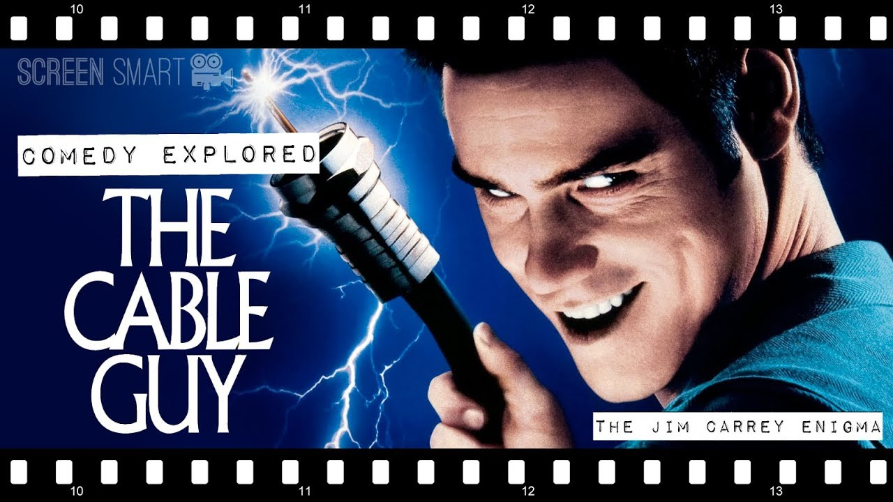 the art of the cable guy cinema s misunderstood satire [ 1280 x 720 Pixel ]