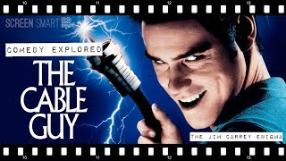 THE CABLE GUY: Cinema's Misunderstood Satire | Comedy Explored