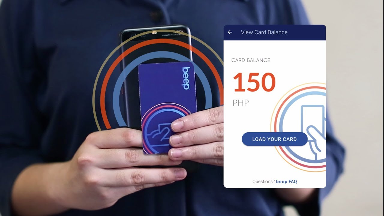 Tap And Load Your Beep Card With The Coins Ph Android App Coins Ph