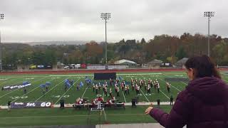 RVRHS Marching Band National Championships 2017