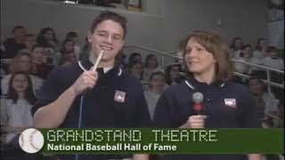Untold stories: the multiculturalism of baseball, 2002-02-12