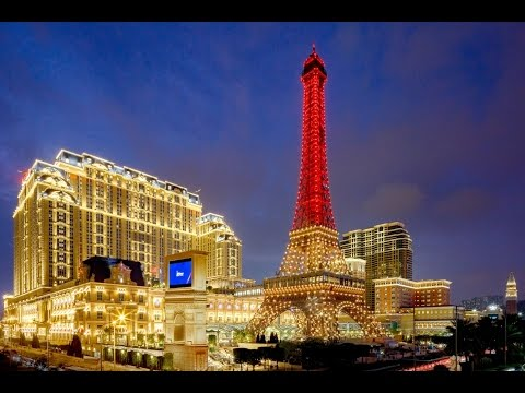 Grand Opening of The Parisian Macao