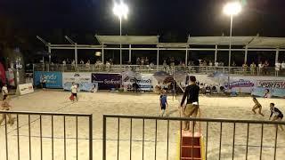 Beach Volleyball Republic Celebrity Gamen part 1