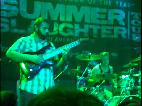 Lacuna Coils Ex-Guitarist Dies - Corrections House, Hoax The System - Animals As Leaders, Mestis