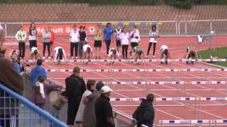 2011 04 03 épreuves combinées Montpellier.wmv