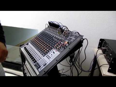 Behringer Xenyx X2442USB Mixer Review 14:57