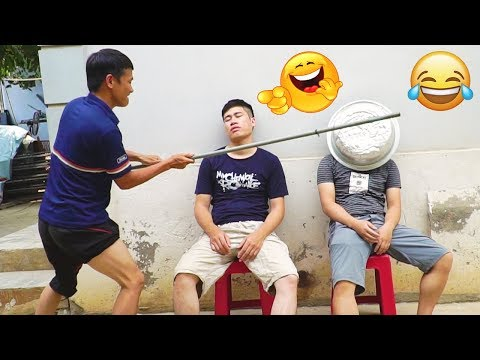 TRY NOT TO LAUGH CHALLENGE With Funny Beggars 😂 Comedy Videos 2019 | Sml Troll - Ep.14