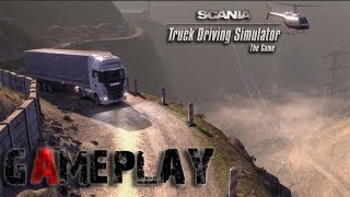 Scania Truck Driving Simulator Gameplay #2 (PC/HD)