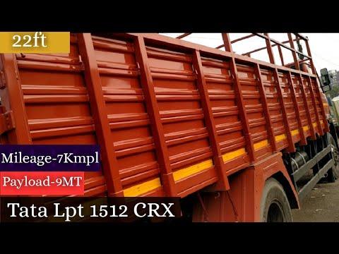 TATA LPT 1512 CRX 2019 | New Model Tata Truck | Review
