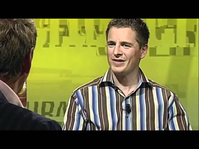 Philipp Sauber zu Gast bei Kurt Äschbacher