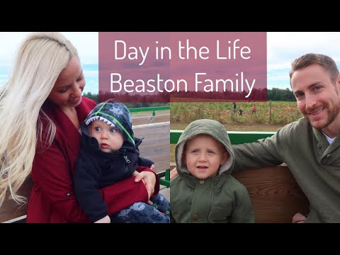 Download Youtube: BEASTON FAMILY VLOGS 2017// DAY IN THE LIFE WITH A 2 YEAR OLD AND 8 MONTH OLD