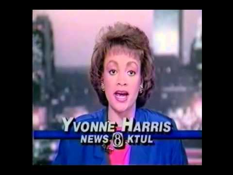 KTUL News 8 id montage 1991 & WFAA News 8 ids 2007