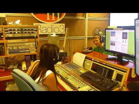 Radio Interview on HK Radio 3 Part 3   Kowloon Tong   Hong Kong   August 2015