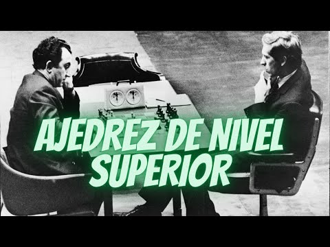 AJEDREZ SUPREMO: Fischer vs Petrosian ( Final Candidatos, 1971)