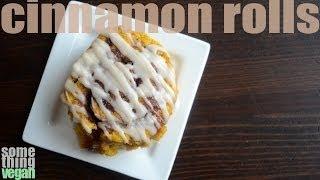 Overnight Cinnamon Rolls (vegan And Gluten-free) Something Vegan