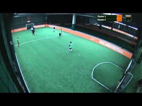 Urban Football - Aubervilliers - Terrain 10 le 19/01/2015  22:26