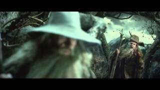 Gandalf enters Dol Guldur [full HD]