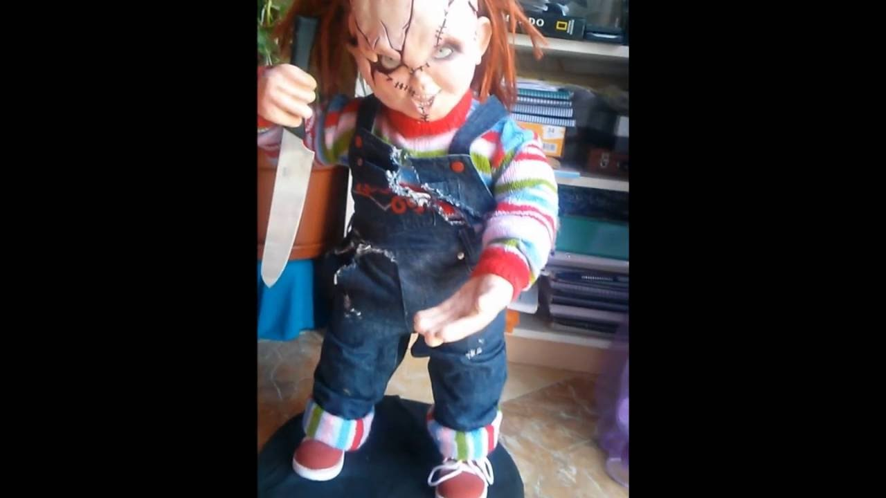 Chucky Doll Life Size 11 Handmade Replica Very Accurate Prop
