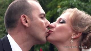Свадебный клип под Металлику Nothing Else Matters и музыку Таривердиева