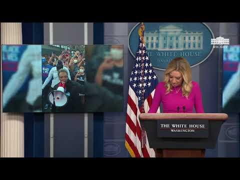 Press Sec Makes Internet ERUPT After She Plays Videos of Dems Violating Their Own COVID-19 Rules