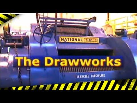 Drawworks Fundamentals #Rig_Inspection_Workshop