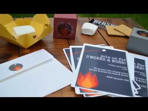 bonfire-party---invitation-and-favors