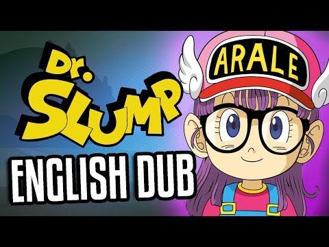 Is a Dr Slump English Dub Possible?