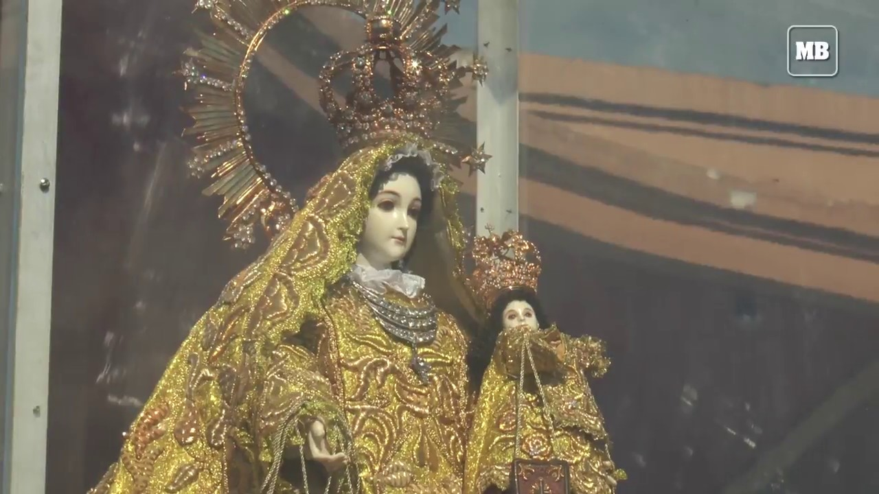 Marian Devotees join the Mt. Carmel traslacion on the image's 400th year in the Philippines
