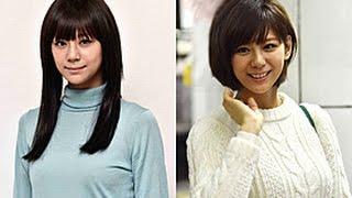 西内まりやさんがショートカットを披露しました。 引用http://headlines...