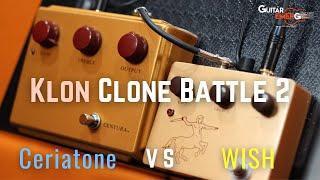 Ceriatone Centura VS Wish.com Klon Clone (Can You Hear The Difference?)