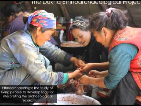 Mapping People in Their Living Space: The Ethnoarchaeology of Mongolia's Reindeer Herders
