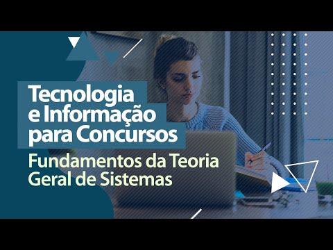 Tecnologia e Informação - Fundamentos da Teoria Geral de Sistemas