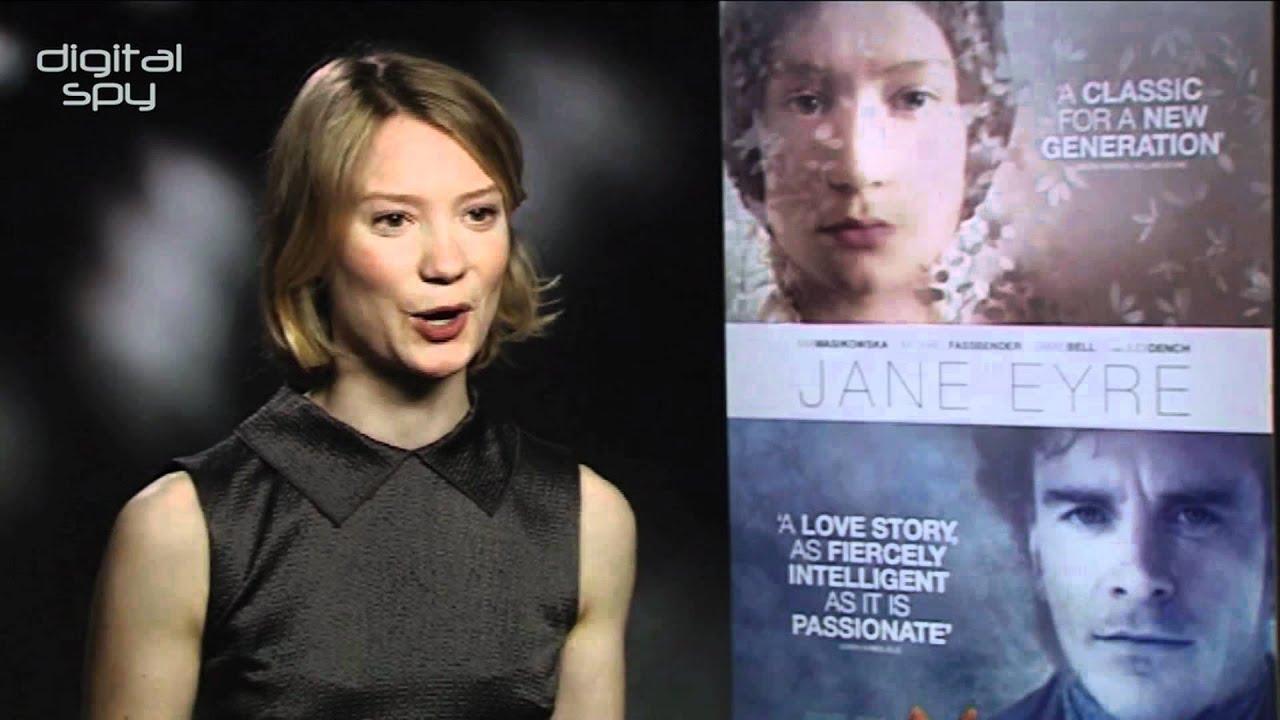 "Jane Eyre's Mia Wasikowska ""goofed around"" with Michael ... | 1920 x 1080 jpeg 107kB"