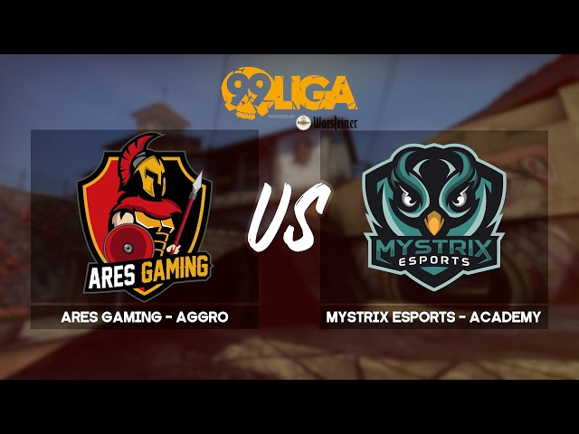 [VOD] 99 DAMAGE Division 4.48 TEAM AGGRO vs Mystrix Esports Inferno/Cache by Ares-Gaming