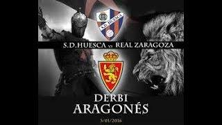 Video Gol Pertandingan Huesca vs Real Zaragoza