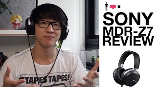 sony mdr z7 flagship headphone in depth review