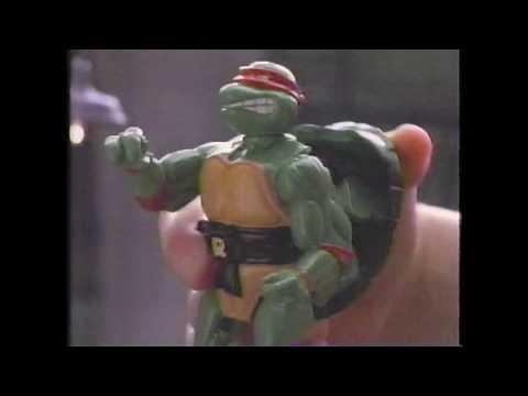 """Teenage Mutant Ninja Turtles """"Mutations"""" Action Figure Commercial"""
