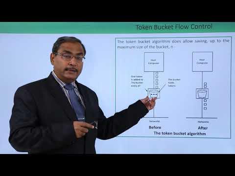 Token Bucket Flow Control