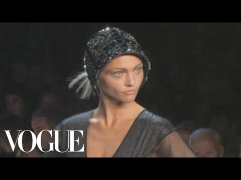 Fashion Show - Zac Posen: Spring 2008 Ready-to-Wear