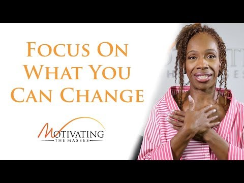 Lisa Nichols - Focus On What You Can Change