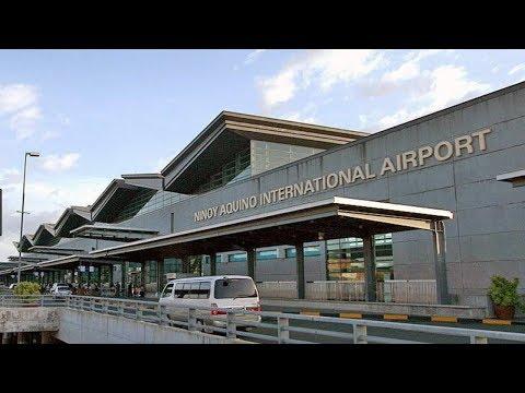 Arrived at MANILA AIRPORT (MNL) - NAIA