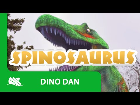 Dino Dan - Best of the Spinosaurus