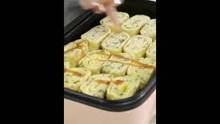 가정용 미니 전기 전골 캠핑 샤브샤브 구이 집밥 그릴 …