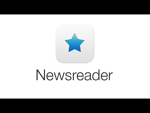 """Newsreader for iPhone. 