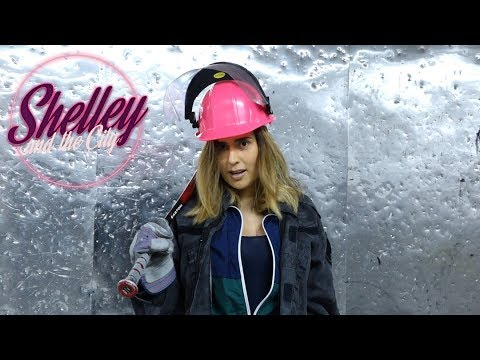 Shelley Rome - You Can Smash Furniture And Electronics At A Wrecking Club In NYC