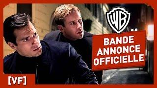 Agents Très Spéciaux - Code U.N.C.L.E - Bande Annonce Officielle (VF) - Henry Cavill / Guy Ritchie streaming